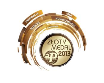 Złoty Medal MTP 2013 - Wybór Konsumentów