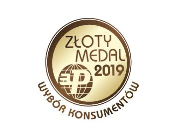 Złoty Medal Targów MTP 2019 - Wybór konsumenta